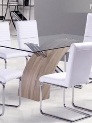 ebédlőasztal székekkel debrecen